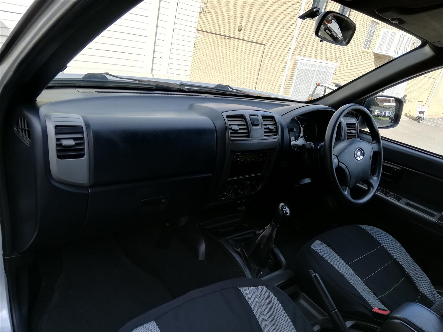 2008 GWM Steed 5 2.2L double cab