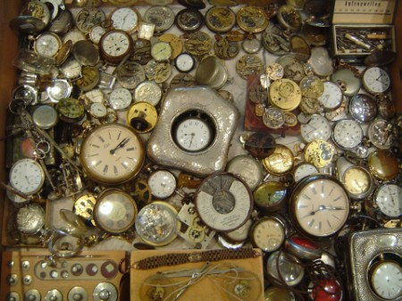Wanted damiged watches