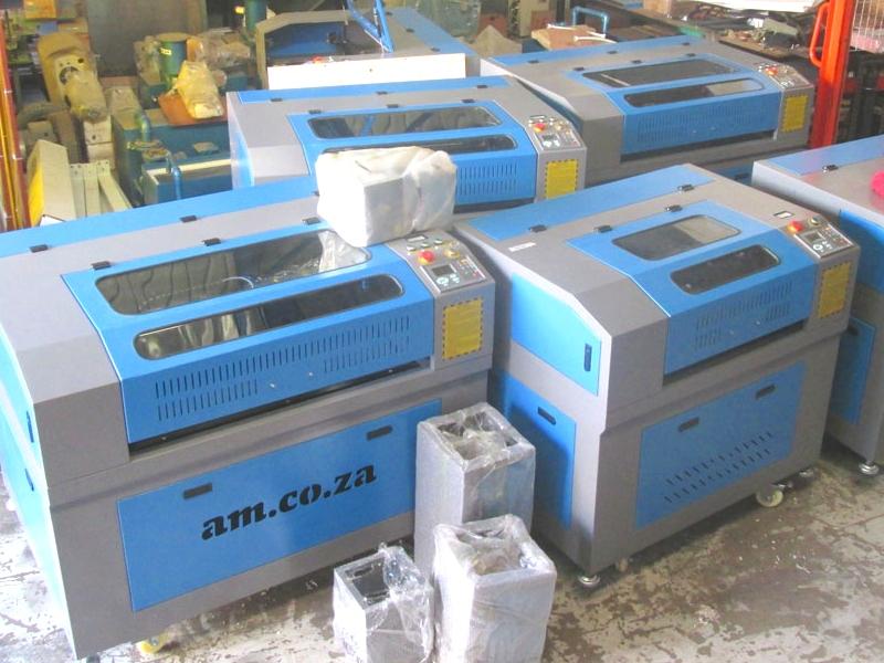 LC-1610/80 TruCUT Standard Range 1600x1000mm Cabinet, Conveyor Table Laser Cutting