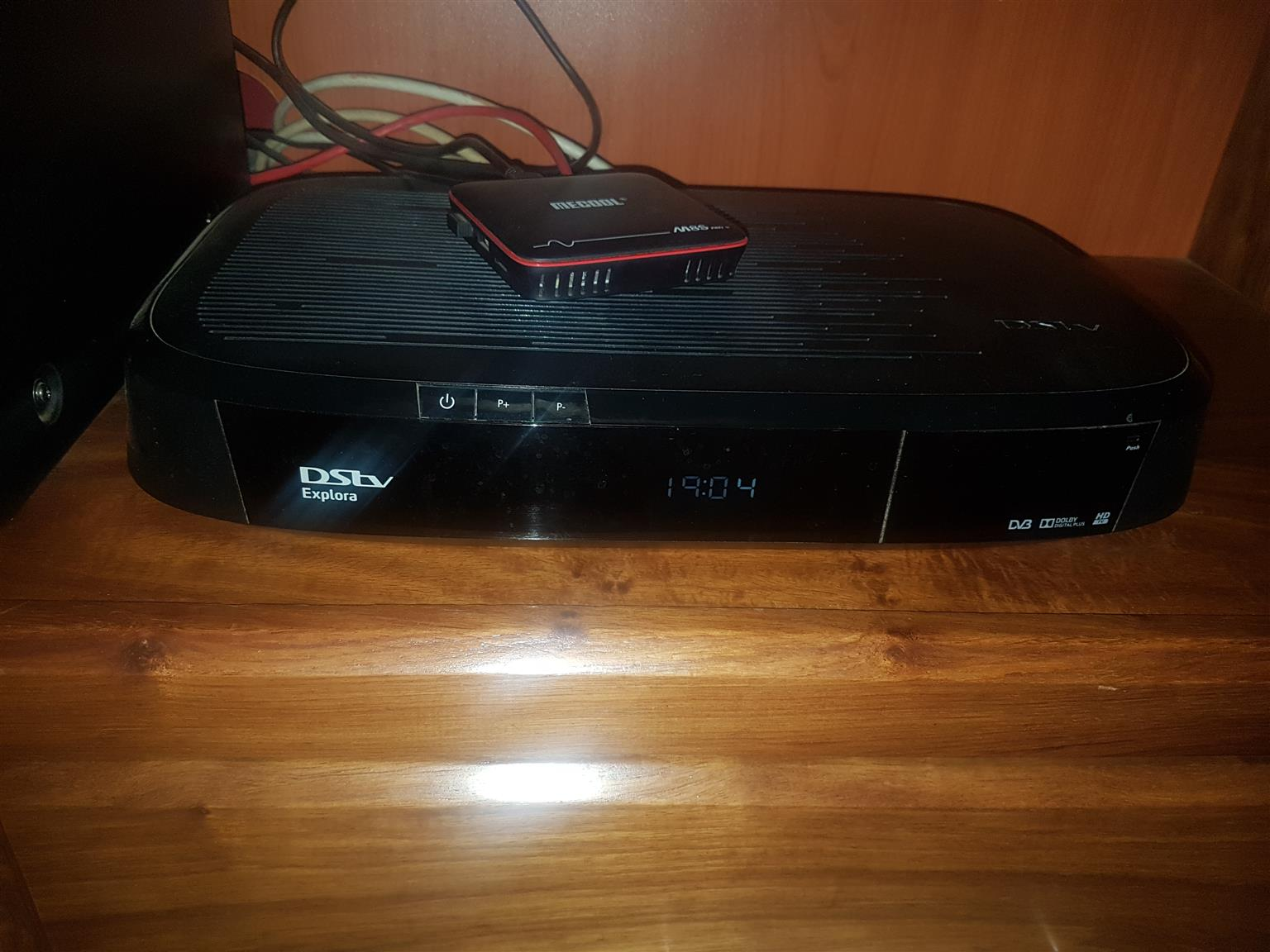 DSTV EXPLORA - R1,200