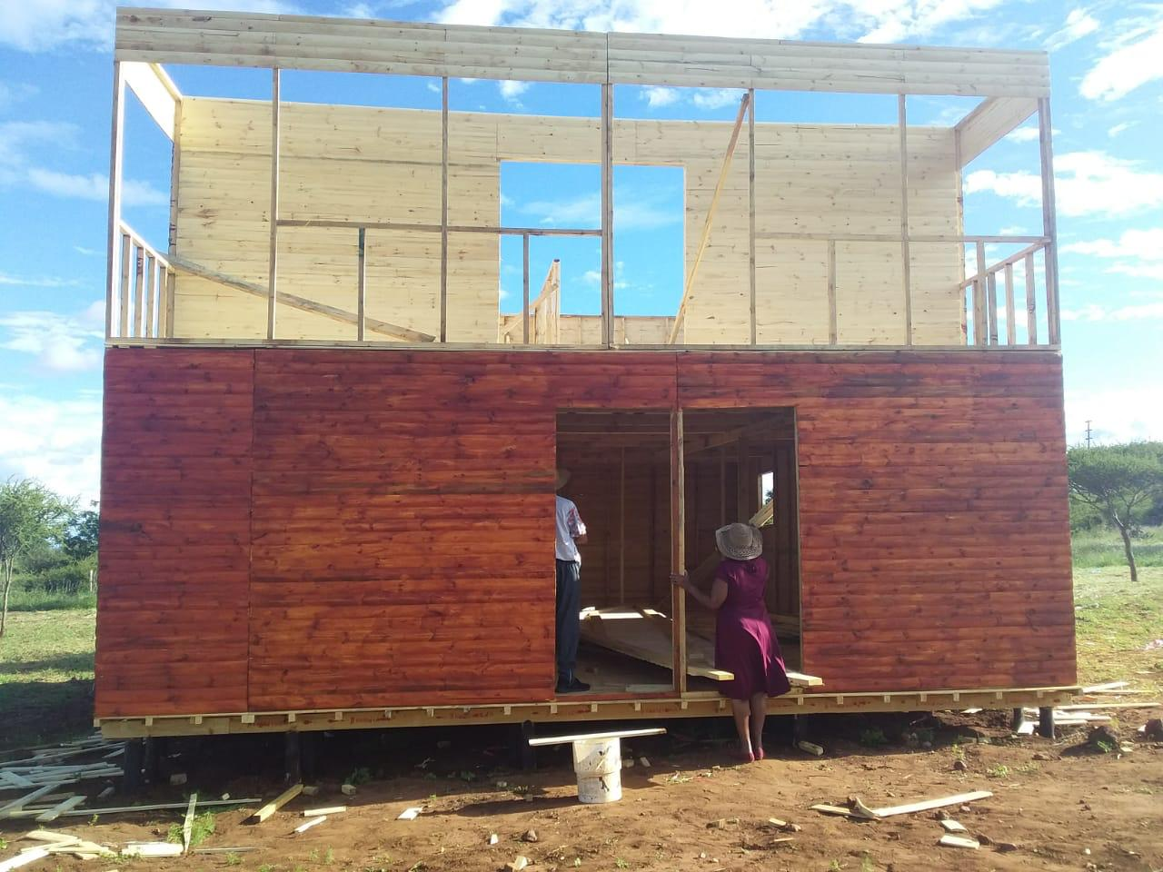 Piccaso Wendy : All types of Wendy Houses and Log Cabins at affordable prices