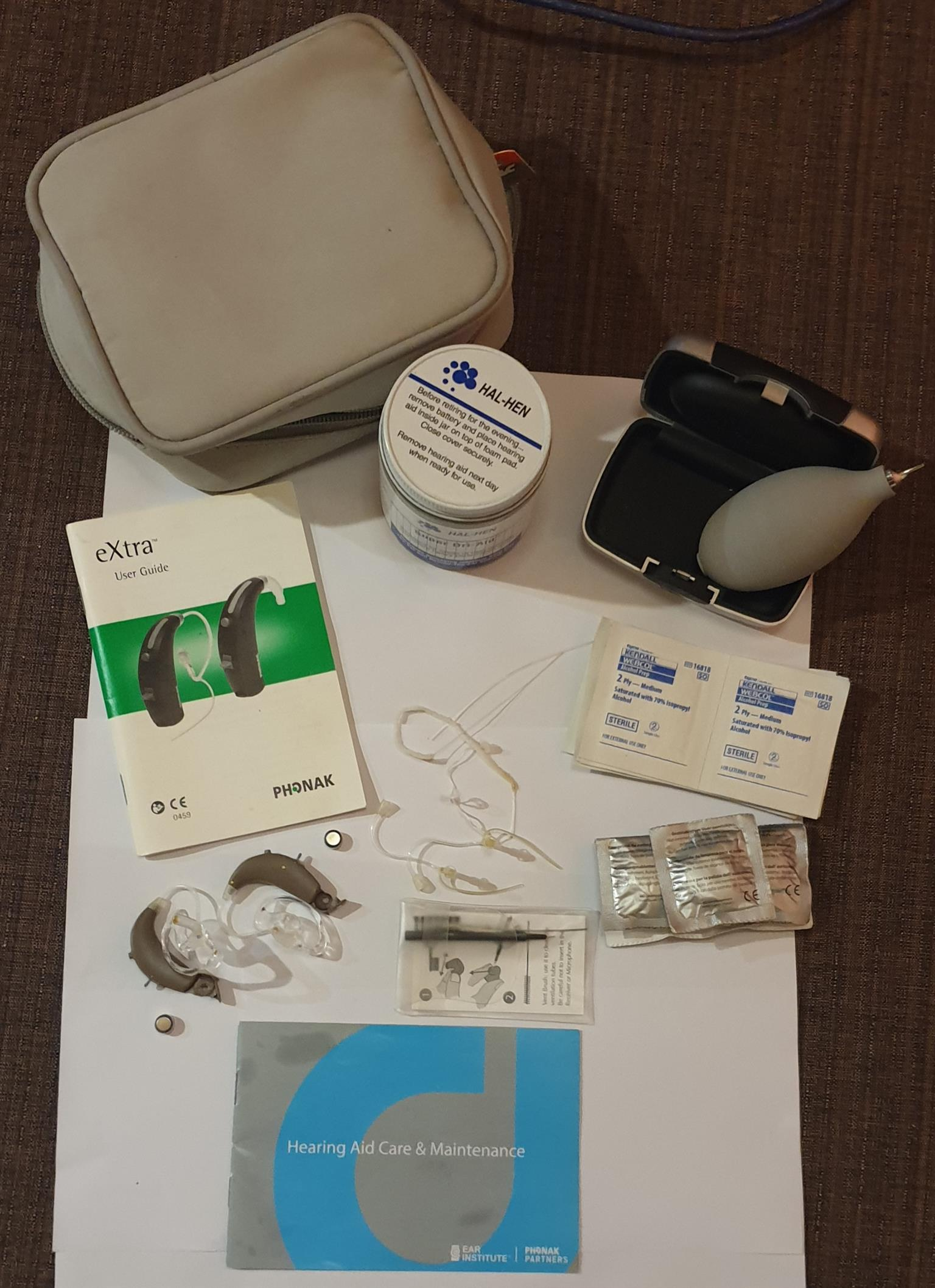 Phonak Hearing Aids Set for Sale