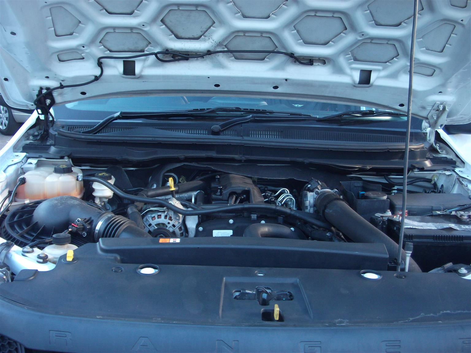 2014 Ford Ranger 2.2 double cab Hi Rider XLS