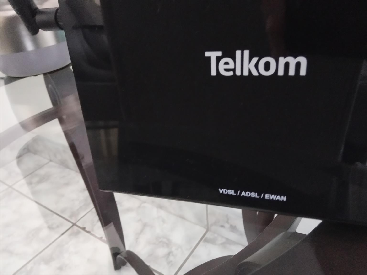 TELKOM ADSL ROUTER BARELY USED