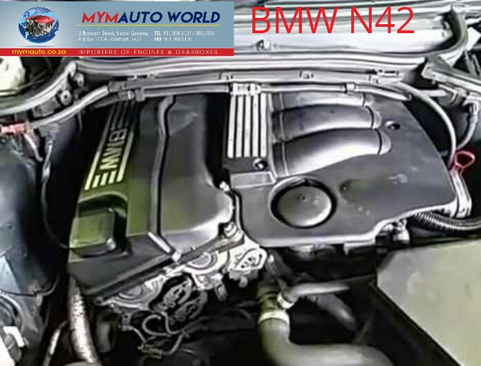 Complete Second hand used engines, BMW E36/E46 6 CYLINDER 24V, BMW M52 B25,