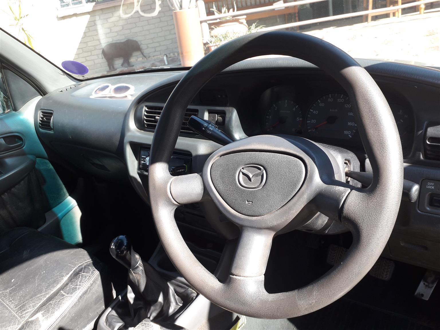 2001 Mazda Drifter B2500TD hi ride SLX