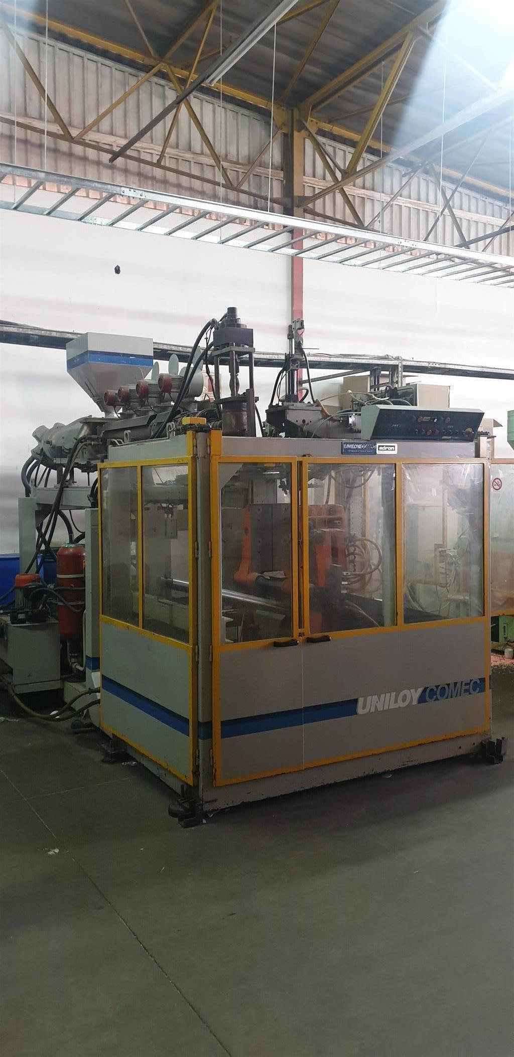 Blow Moulding Machine For Sale !!!