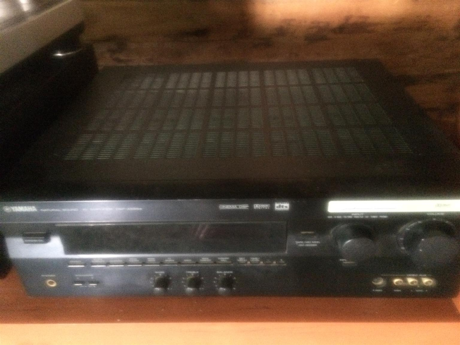 Yamaha receiver for sale