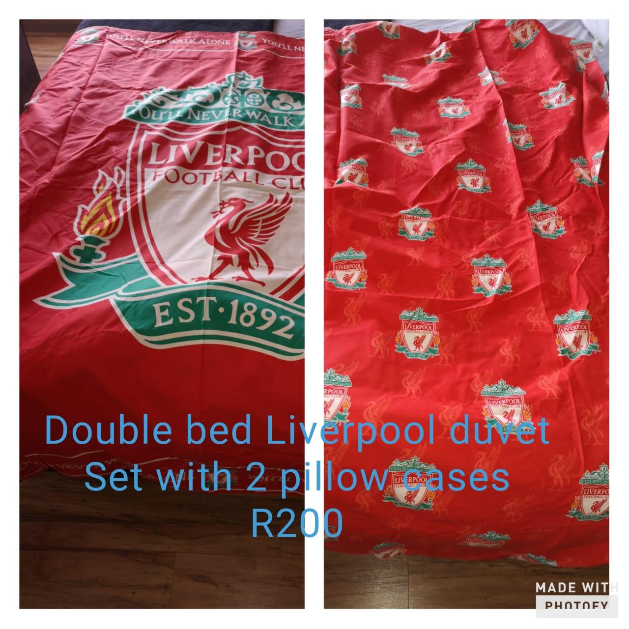 Liverpool Bed set