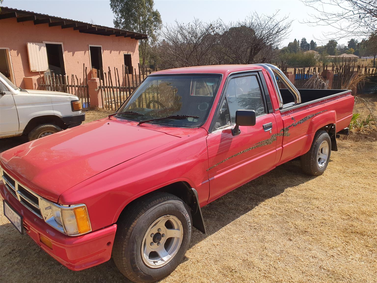 Kekurangan Toyota Hilux 1997 Harga