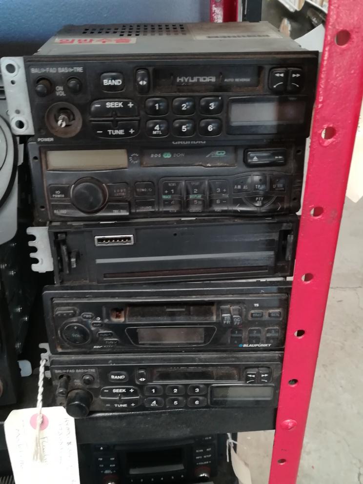 HYUNDAI & KIA USED RADIOS