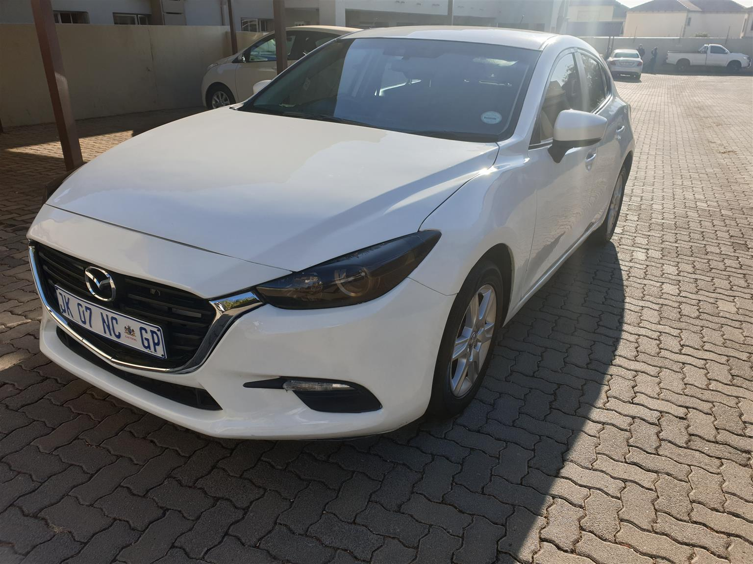 2018 Mazda 3 Mazda Sport 1.6 Active