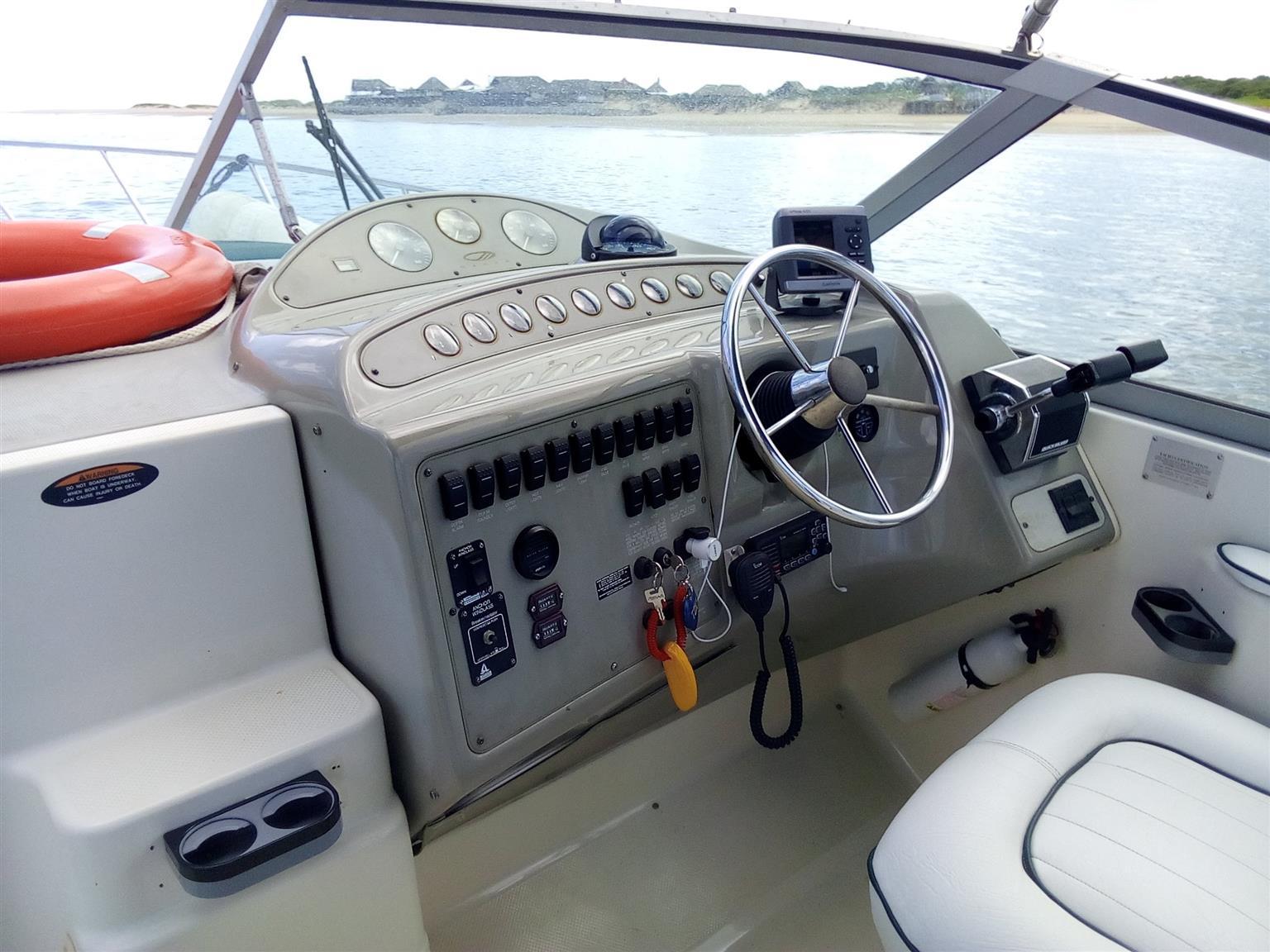 32ft Motor Yacht