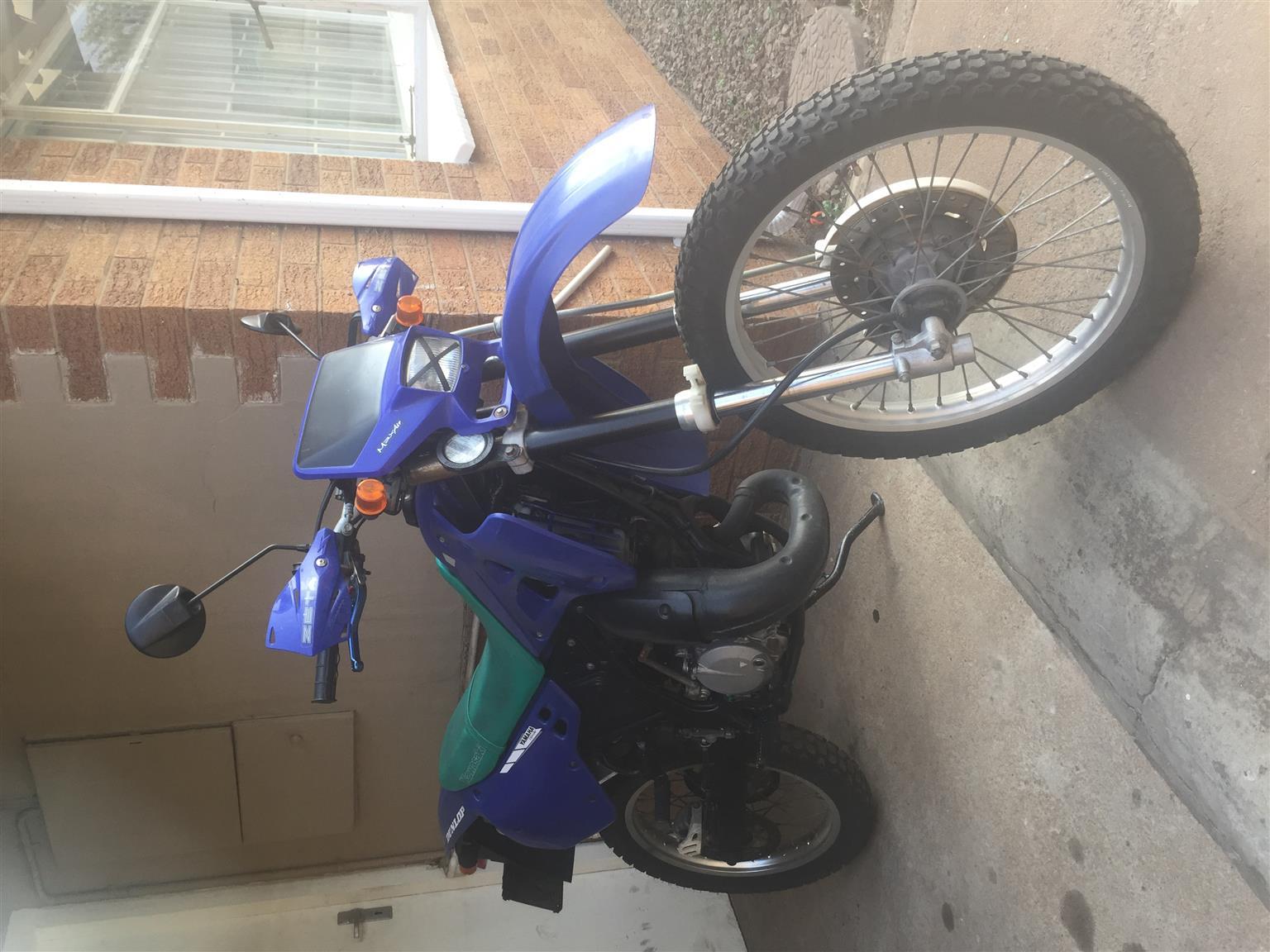 2010 Kawasaki KX