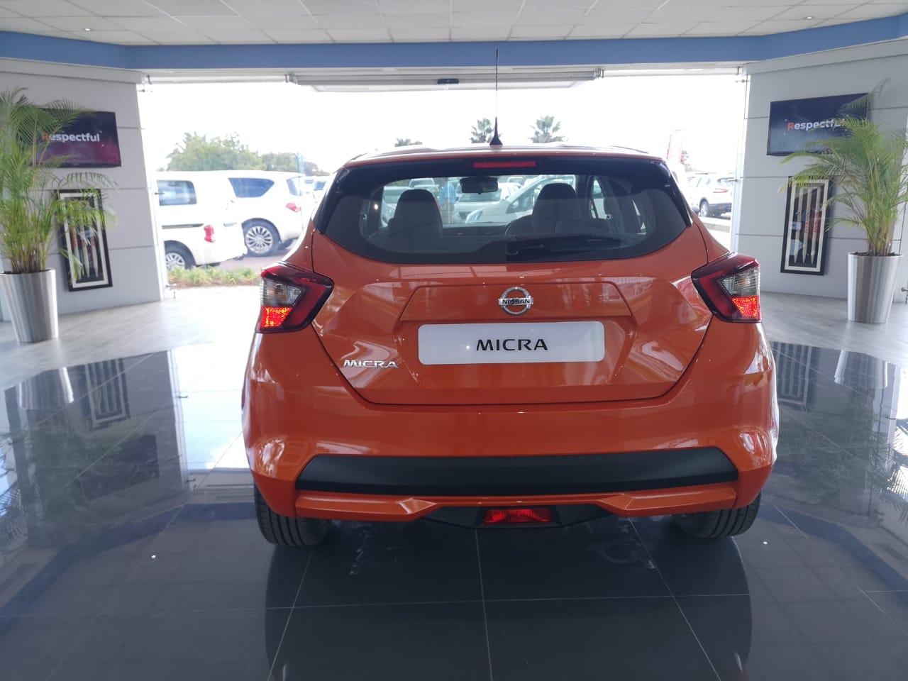2018 Nissan Micra 1.2 Acenta