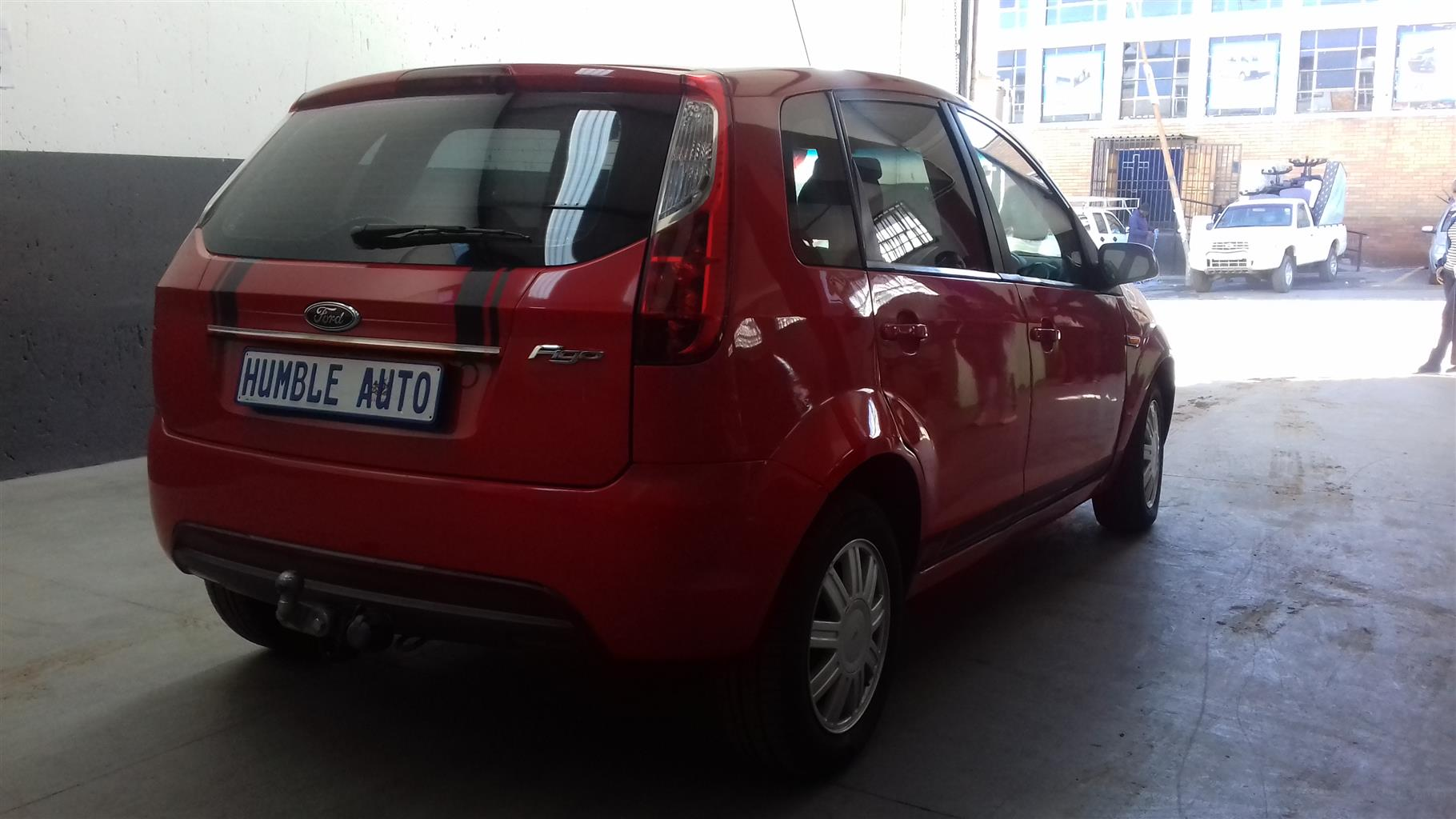 2012 Ford Figo hatch 1.5 Trend