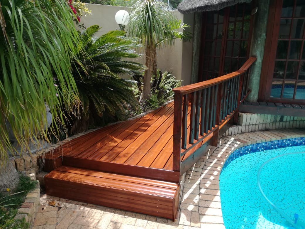 General home and Commercial maintenance, decking, home improvements/Handyman, welding, painting, waterproofing, windows, general plumbing.  Contact me for a free quote.