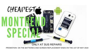 Fast, Affordable Phone Repairs