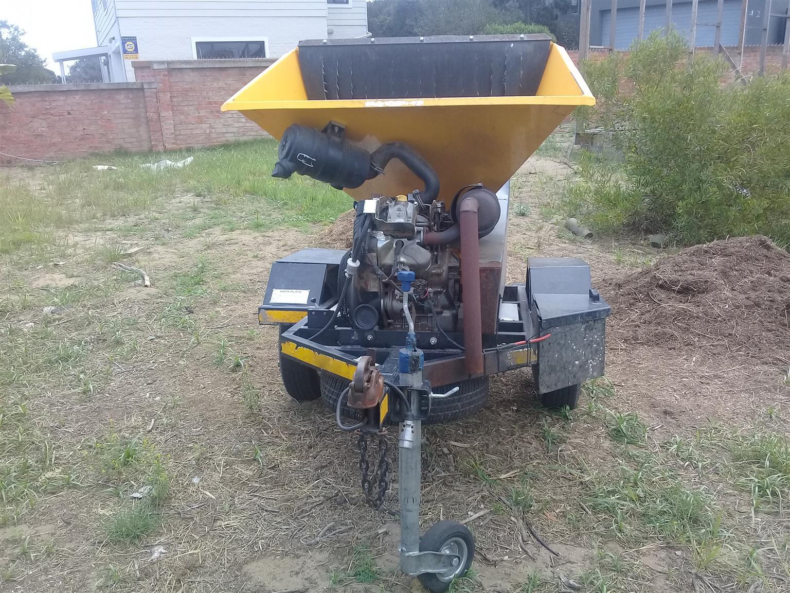 Chipper/shredder for sale