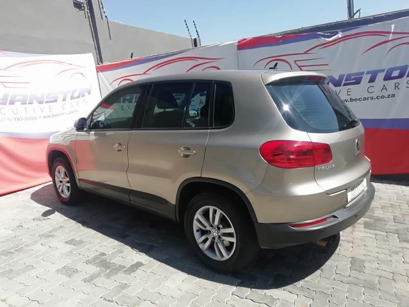 2013 Volkswagen Tiguan 1.4 Tsi Bmt Trend + Fun 4X2 (118kW) - R189,900