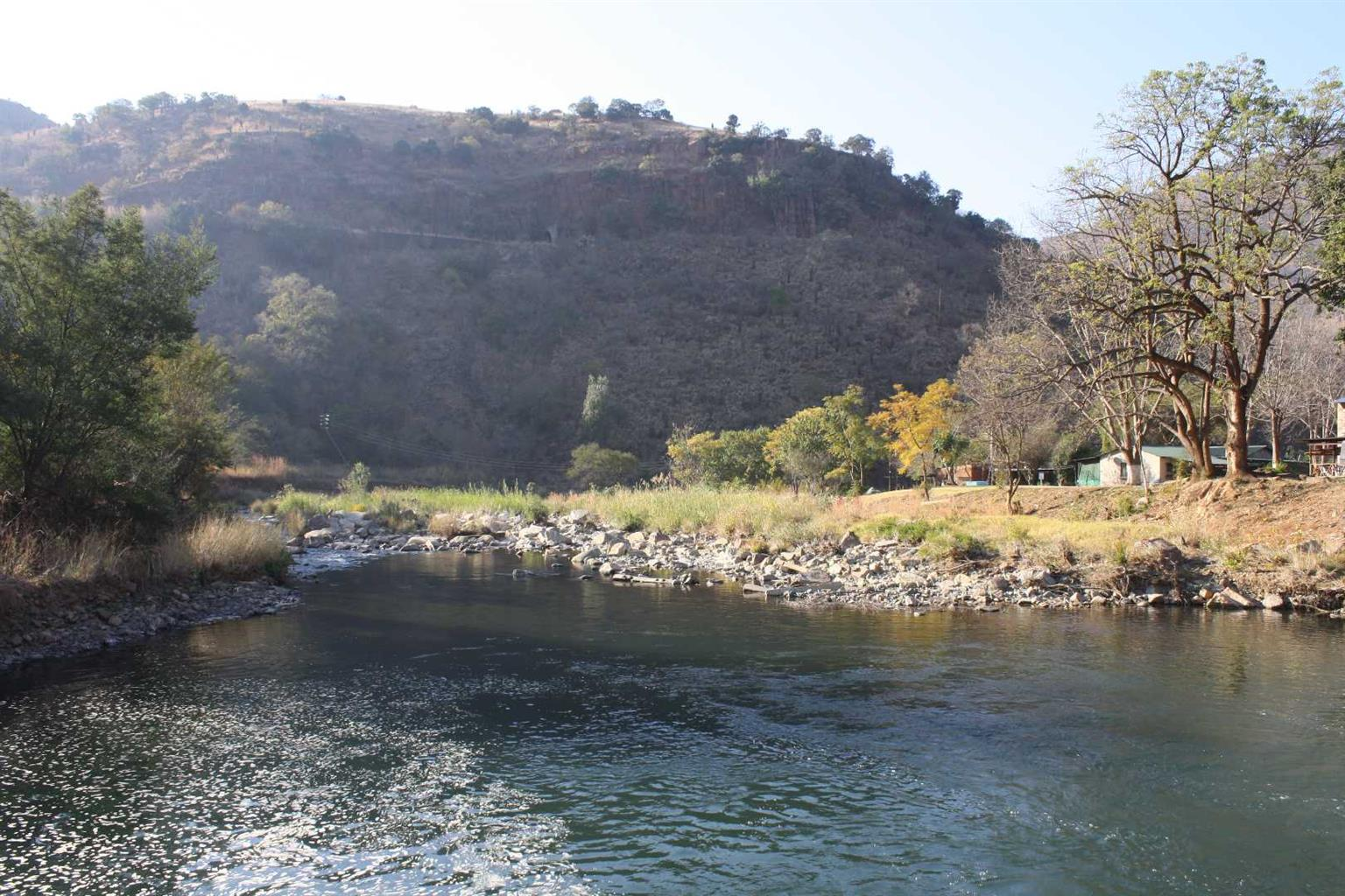 Small Holding For Sale in Waterval Boven