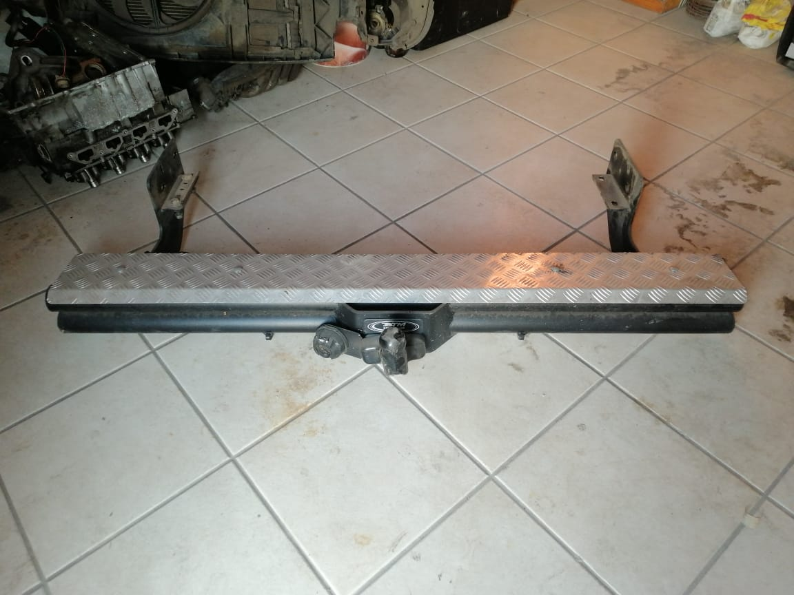 Tow Bar for Isuzu KB250