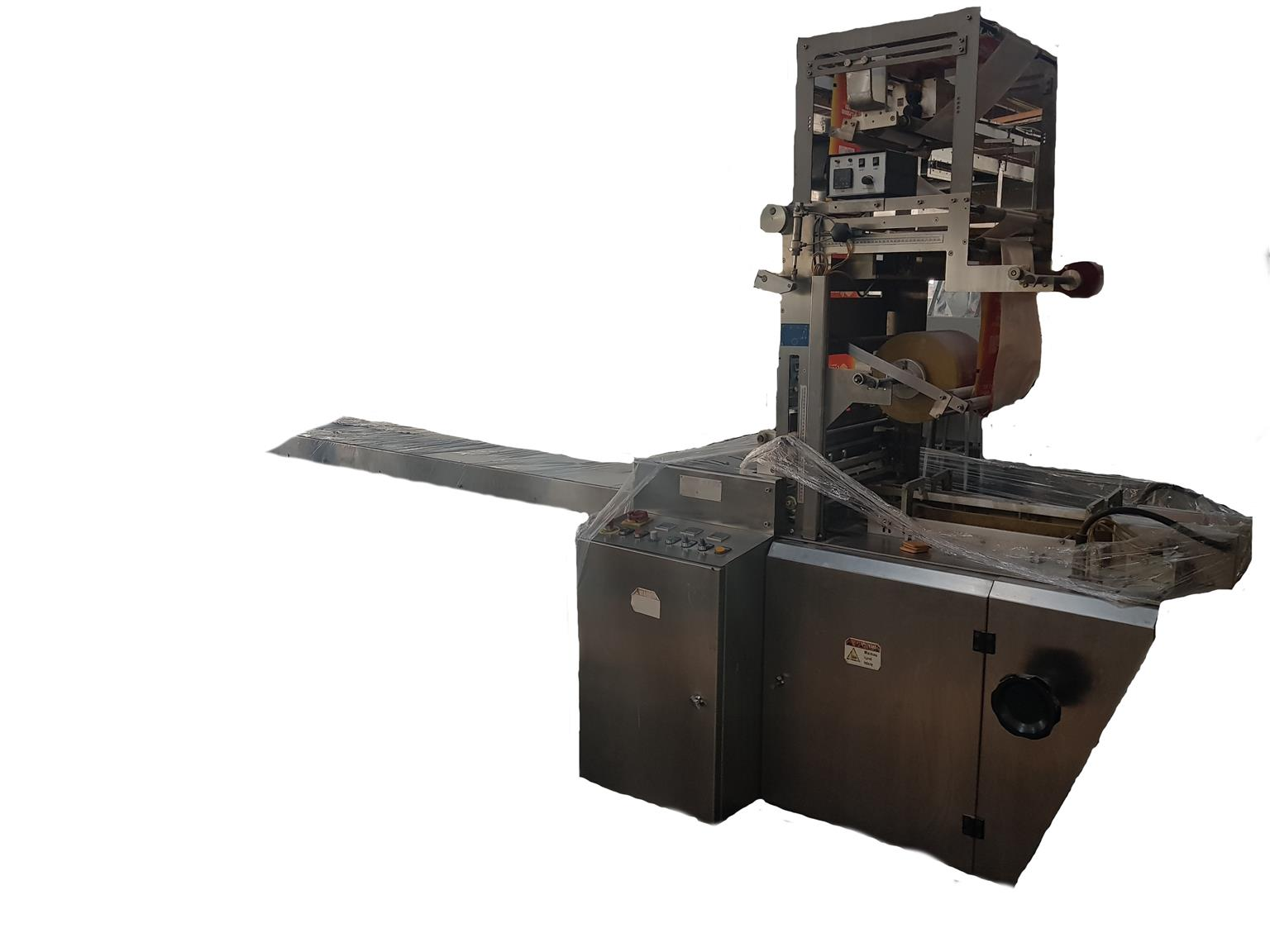 ENVELOPE PACKAGING MACHINE - LEMON CREAMS
