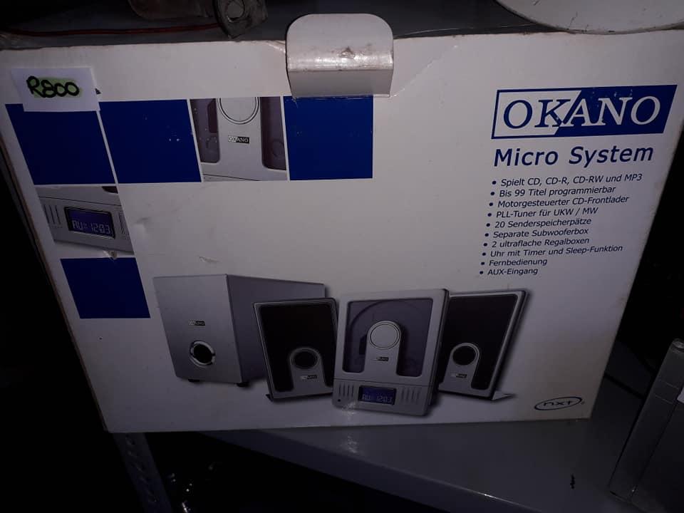 Okano micro system