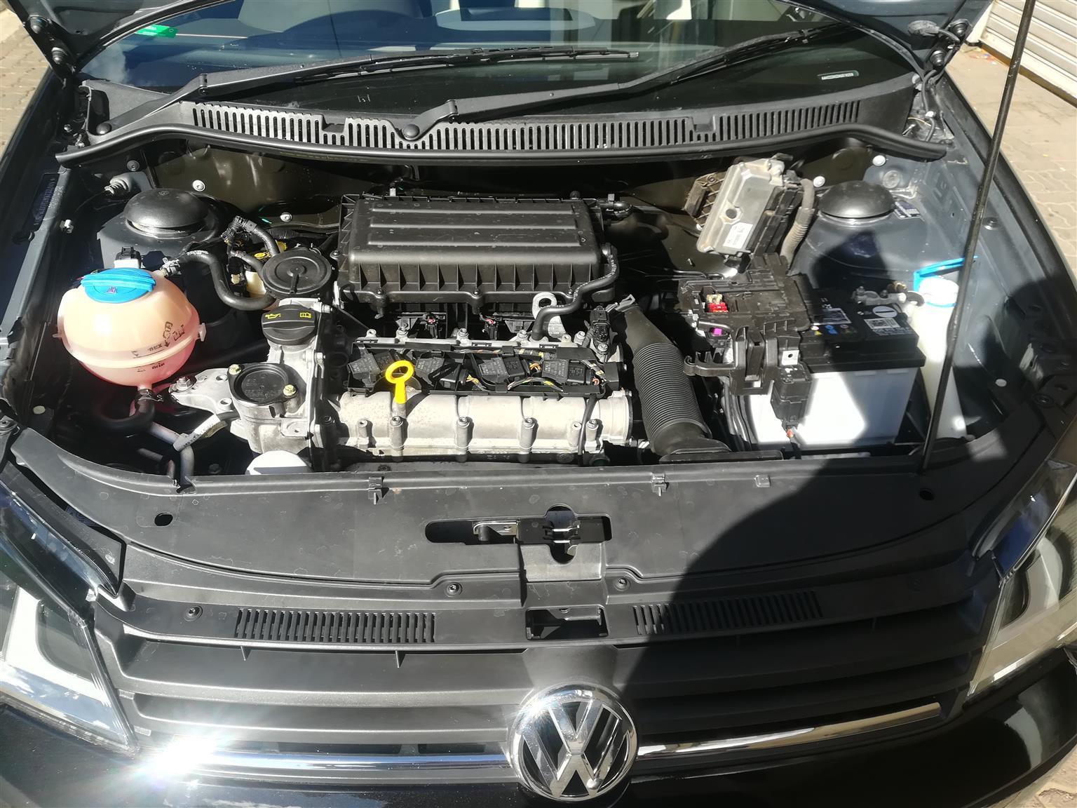 2017 VW Polo Vivo hatch 1.4 Storm