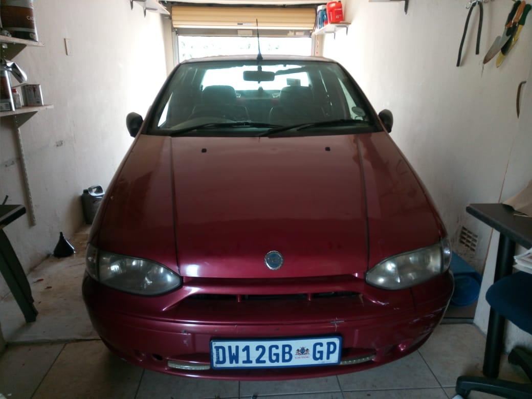 2006 Fiat Siena 1.6 EL