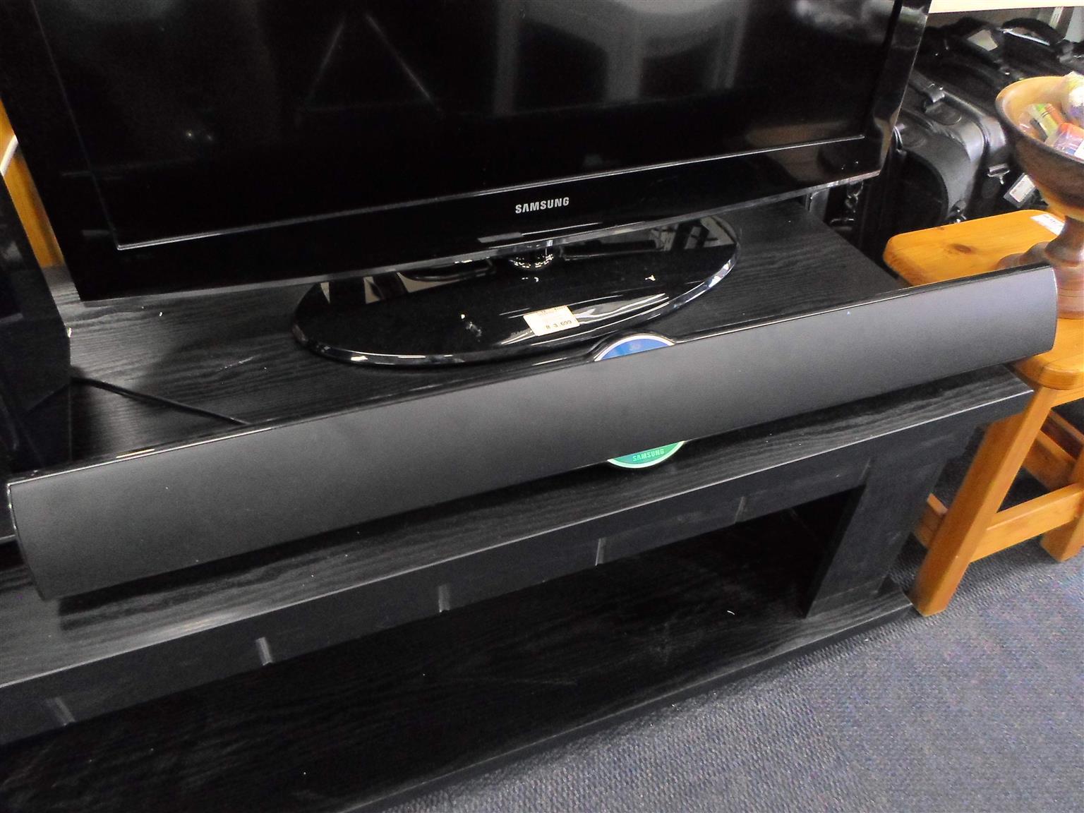 Samsung Wireless Subwoofer & Soundbar
