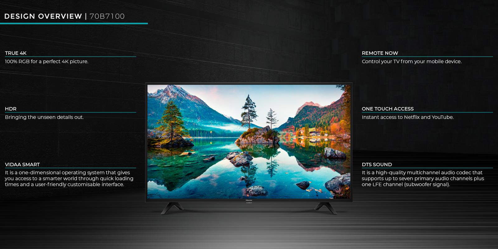 Hd/smart TV's