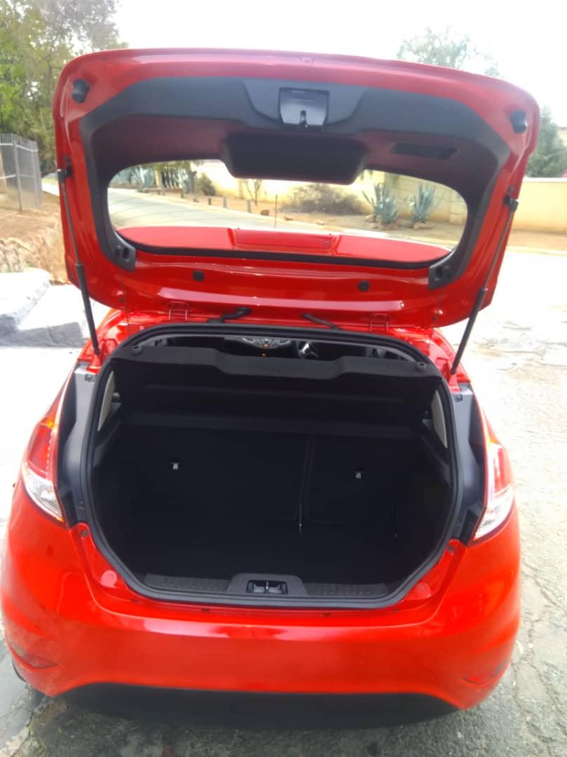 2017 Ford Fiesta 1.4 3 door Titanium