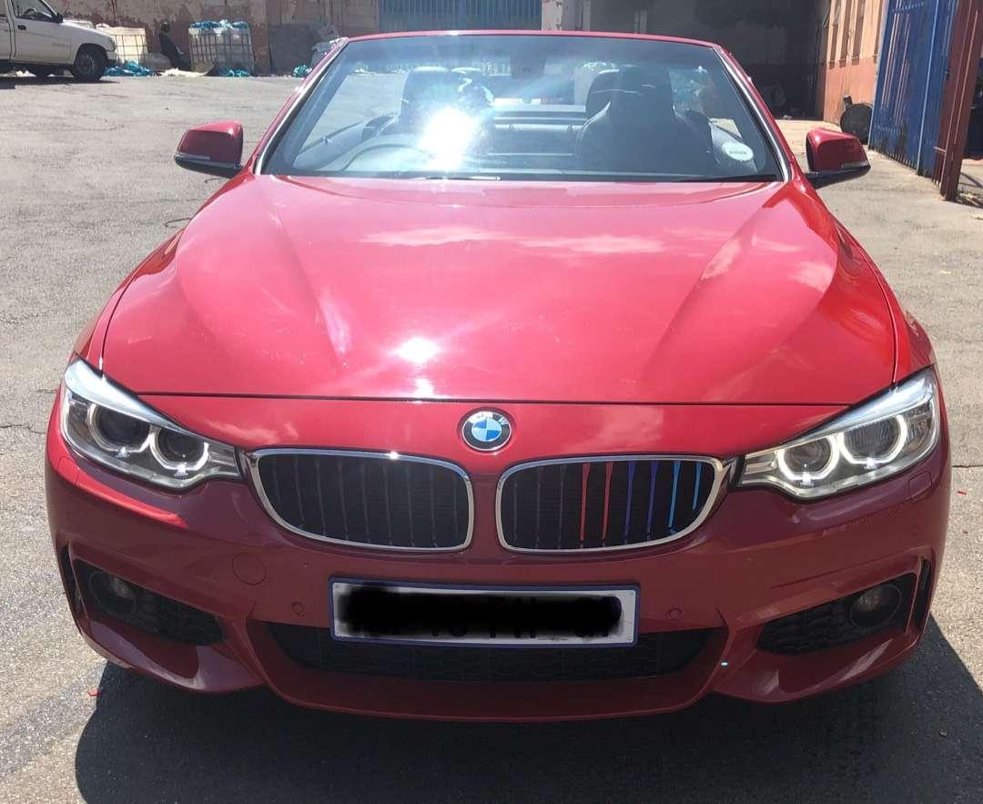 2014 BMW 4 Series 428i convertible Sport auto