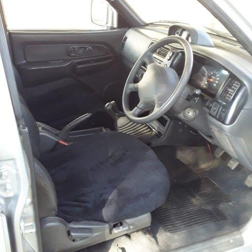 2002 Mitsubishi Colt 2800TDi Rodeo double cab 4x4