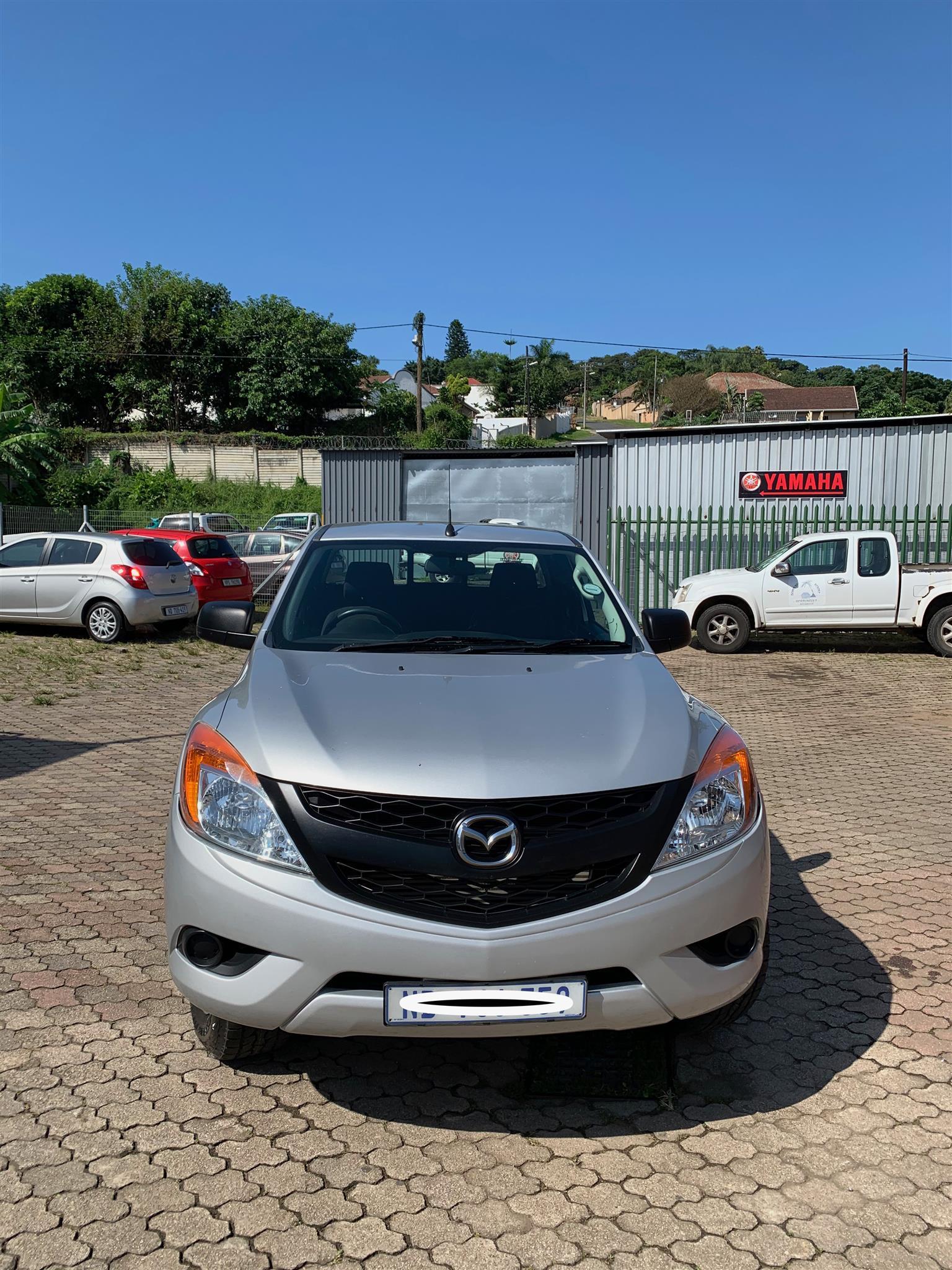 2014 Mazda BT50  F/Cab 2.2 SLX