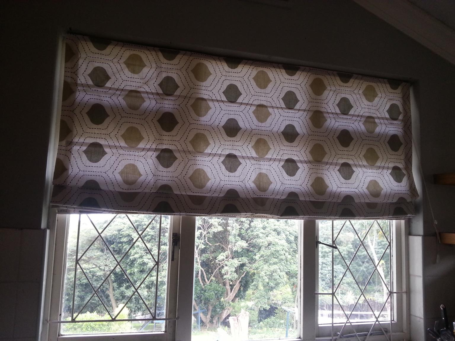 Beautiful Custom Curtains and Fabric Blinds