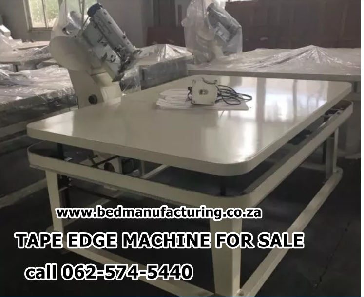 Bed making Tape Edge Bed machine