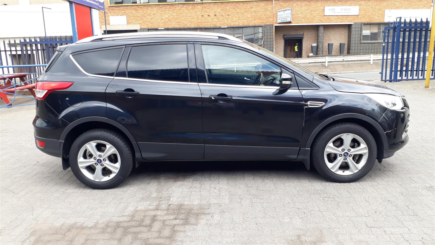 2014 Ford Kuga 1.5T Trend