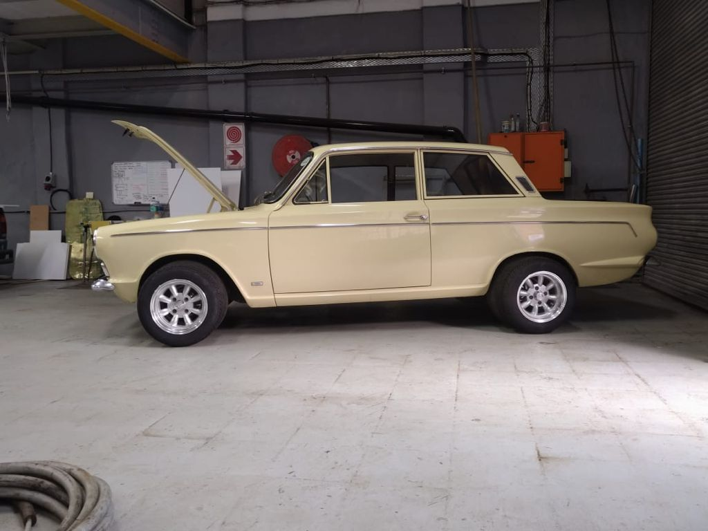 1966 Ford Cortina 1.5 Manual Classic 2 door for sale