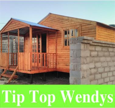 Tip Top Wendys - Big Wendy Houses