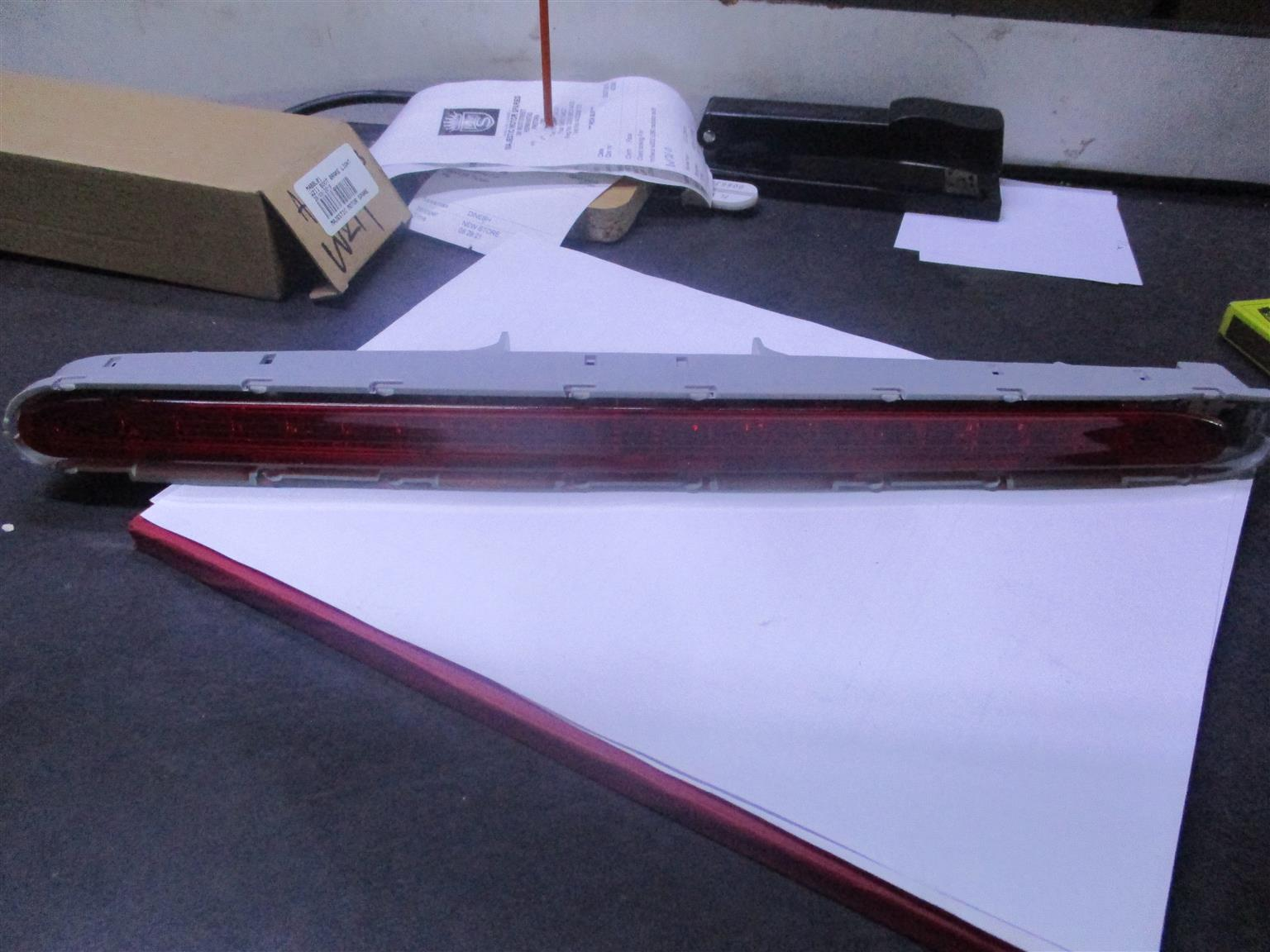 MERCEDES BENZ W211 BOOT BRAKE LIGHT