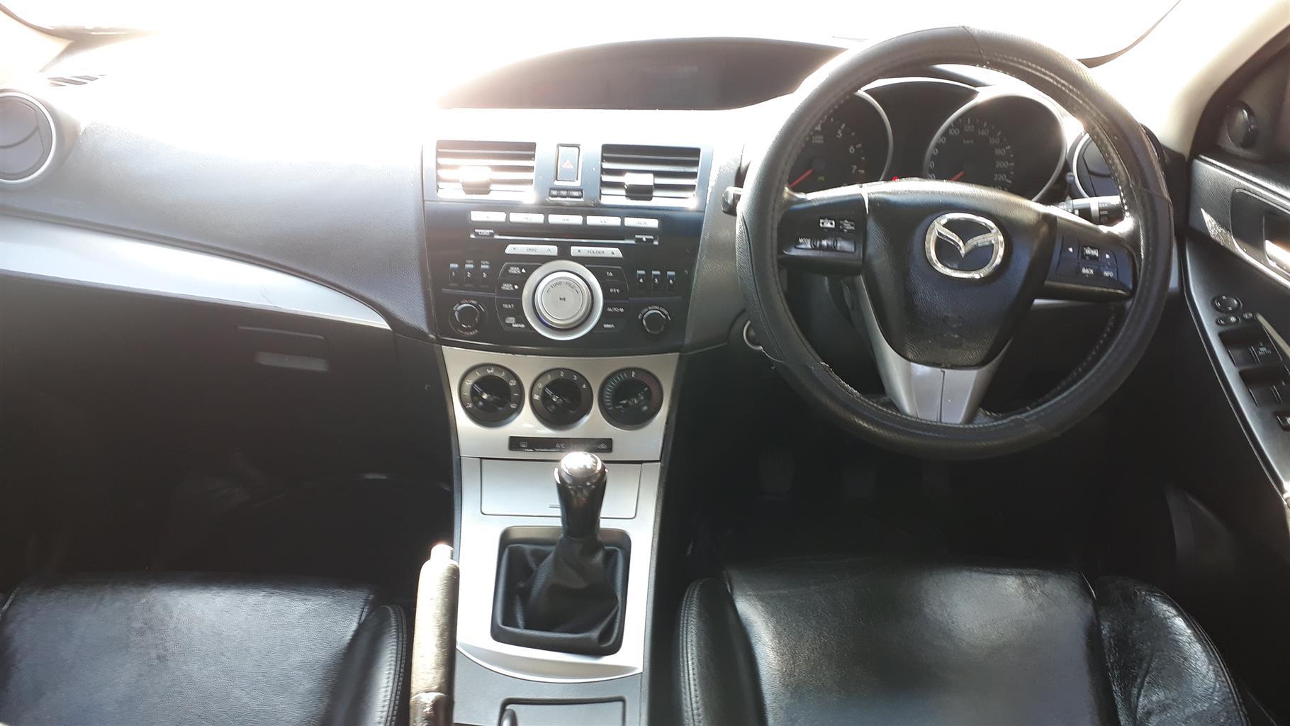 2011 Mazda Mazda3 sedan MAZDA3 1.5 INDIVIDUAL
