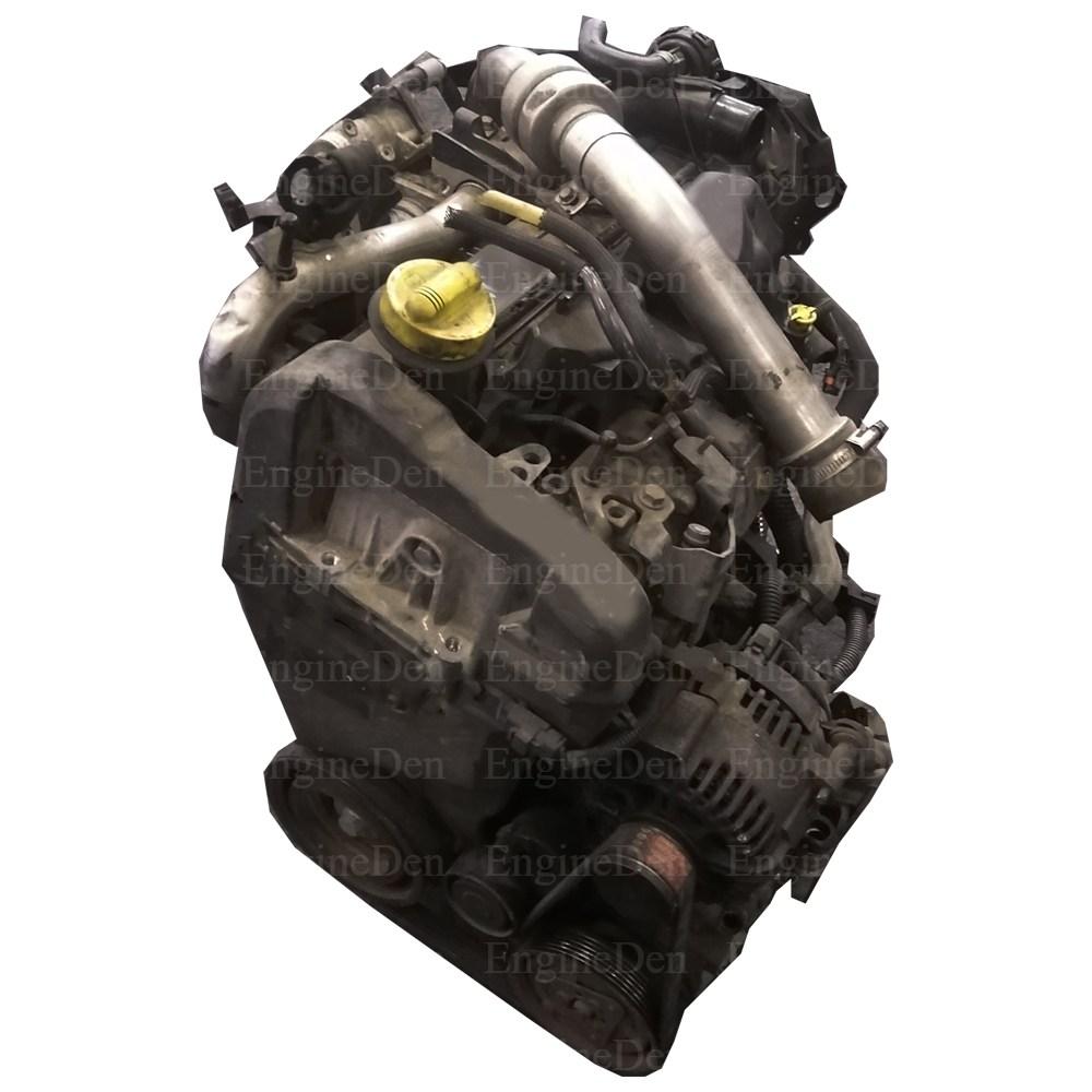 Nissan NP300 K9K Diesel Engine