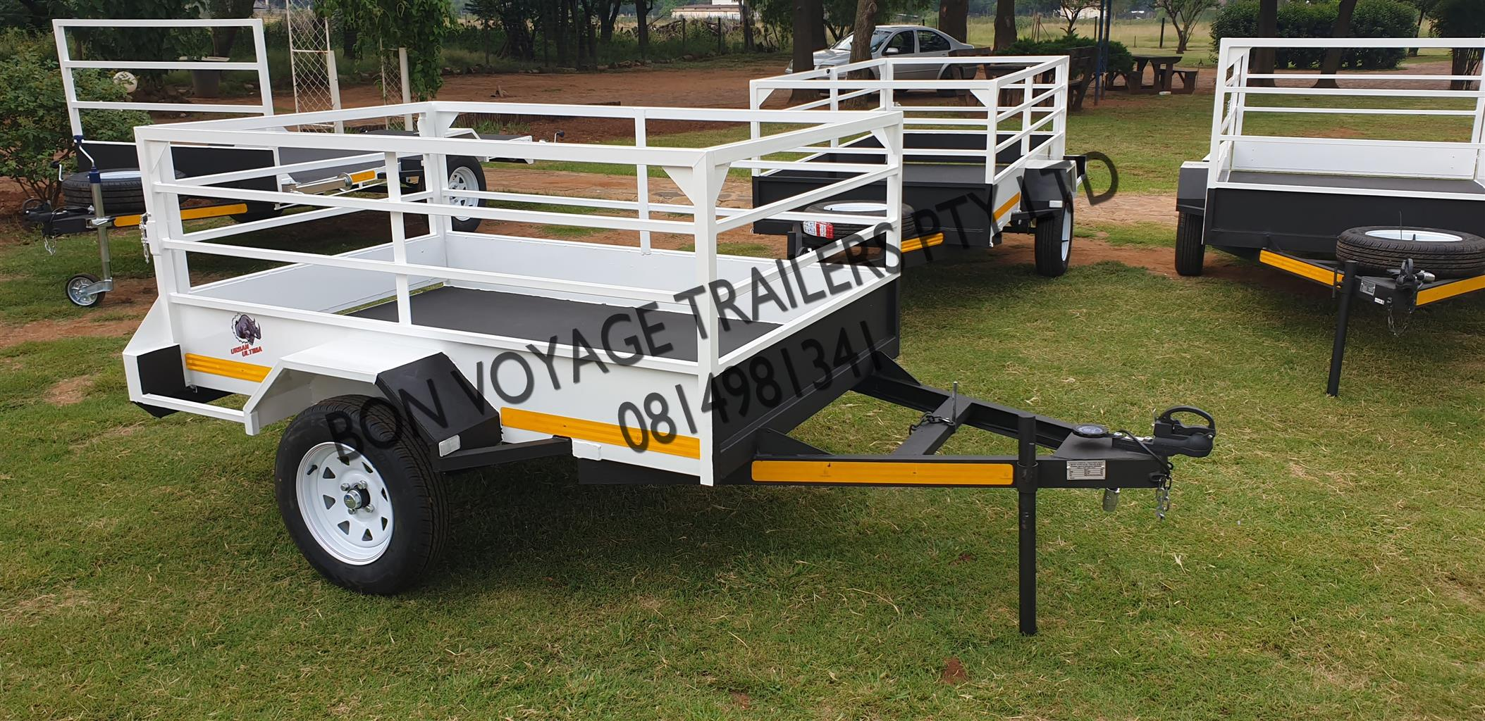 MARCH SPECIAL ON TRAILERS