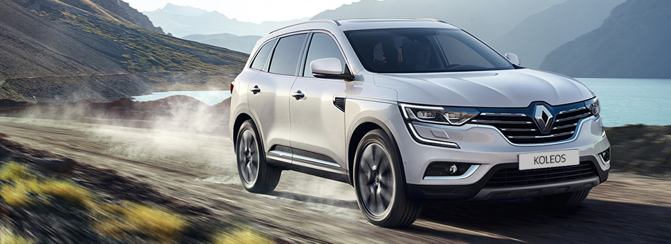 2019 Renault Koleos 2.5 4x4 Dynamique auto