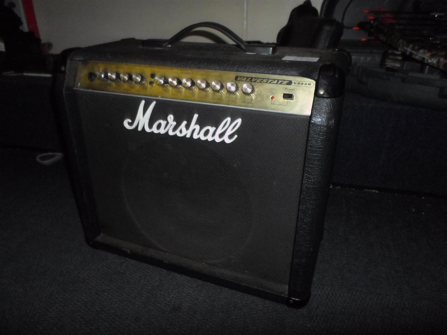 Marshall Valvestar VS65R Amplifier
