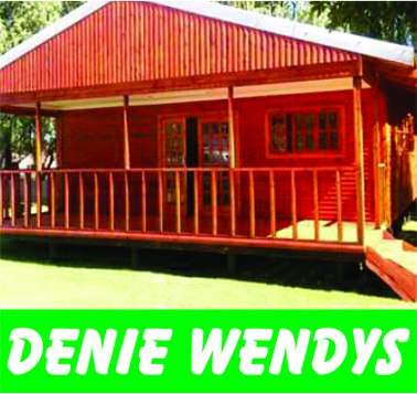 DENIE WENDYS   LOG  HOMES AND DECKING