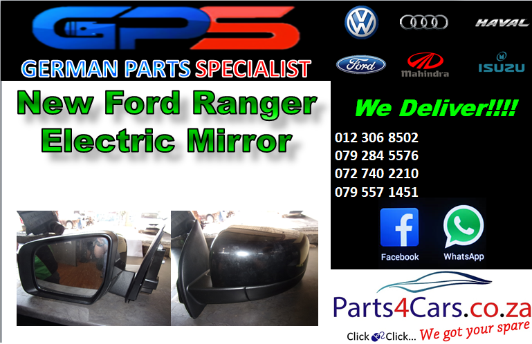 New Ford Ranger Electric Mirror for Sale