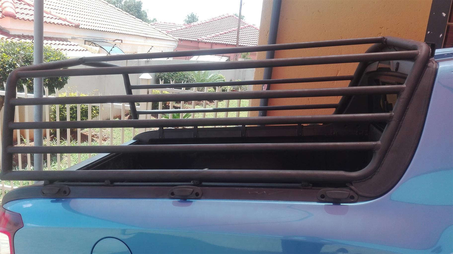 Canopy/Rail